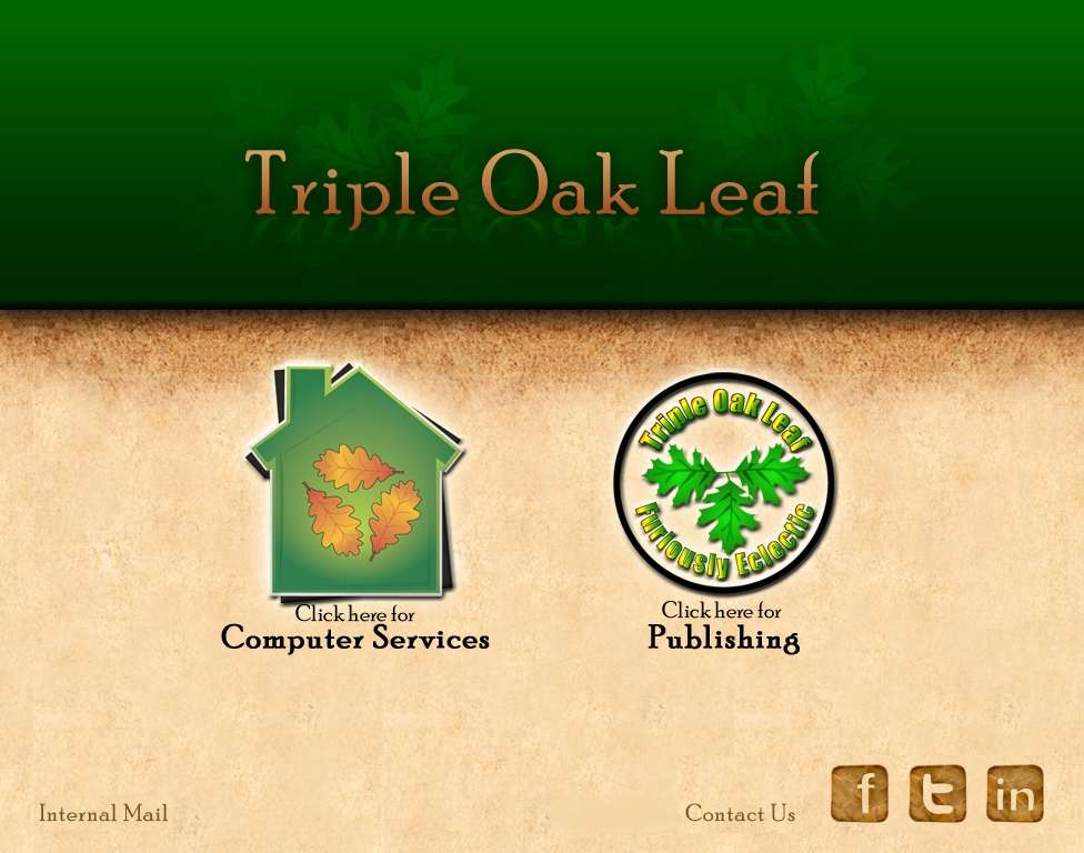 Triple Oak Leaf